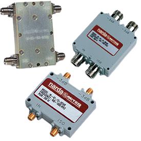 Hybrid Couplers: 90° and 180° - L3 Narda-MITEQ